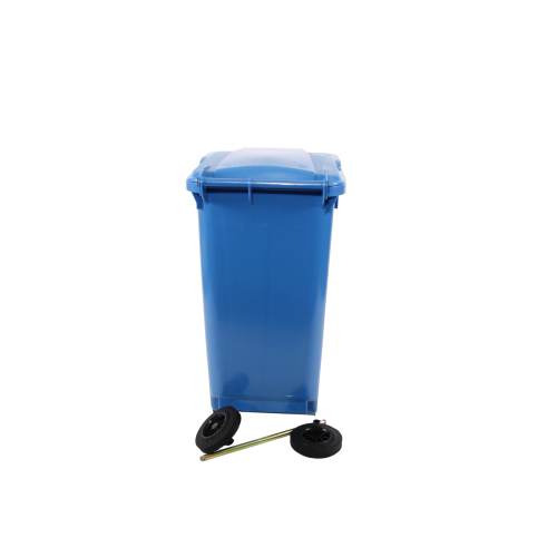 Mini-container 240 l, bleu photo du produit Image2 L