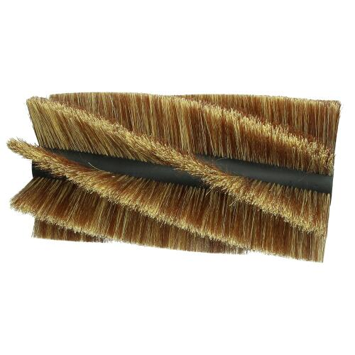 Brosse cylindrique en fibres naturelles  Speedmatic Twister photo du produit Front View L