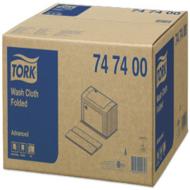 Cell Tork Washcloth Folded photo du produit
