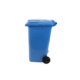 Mini-container 240 l, bleu photo du produit