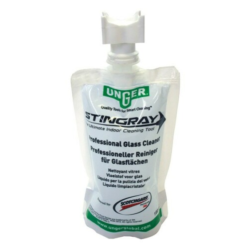 Unger Stingray 3M Glass Cleaner 24 x 150 ml product foto Front View L