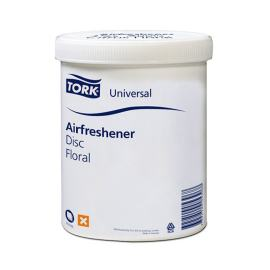 Tork Universal Airfreshener Disc Floral (A2) 4 x 20 stuks product foto