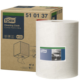 Tork Premium Cleaning Cloth510 Combi Roll product foto