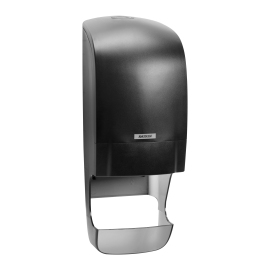 Katrin dispenser toiletpapier Core Catcher zwart product foto